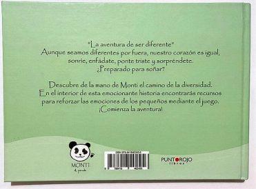 Vive la increíble aventura de ser diferente de la mano de Monti el Panda - Gastronomía y Moda