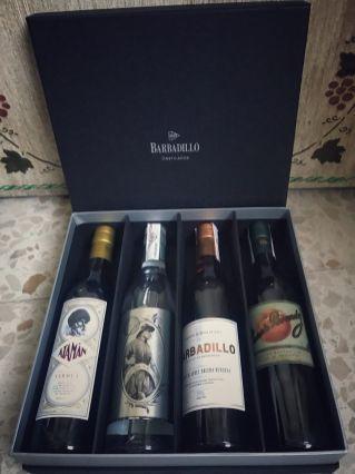 La caja de espirituosos de Bodegas Barbadillo - Gastronomía y Moda