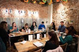 Presentación Soeco. Restaurante Superchulo, Madrid.