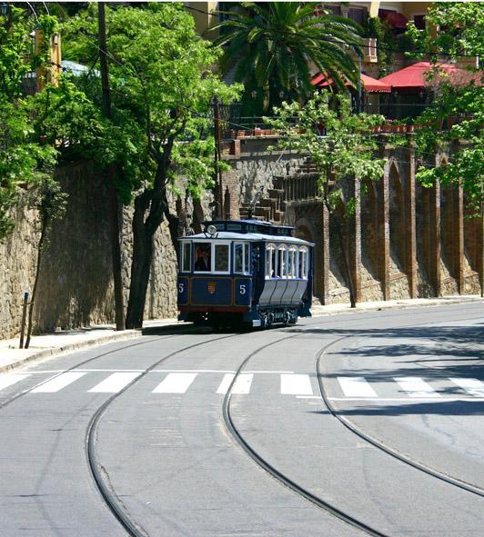altiro2000-Tibidabo.Tranvia.Blau_