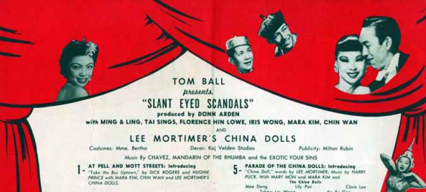 Late Night in the Lion's Den: Chinese Restaurant-Nightclubs in 1940s San Francisco | Harley Spiller