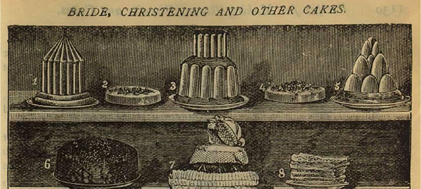 Wedding Cake: A Slice of History | Carol Wilson