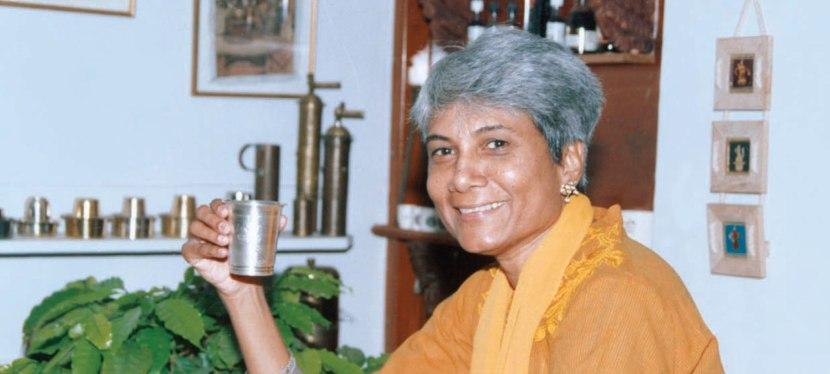 Asia's First Lady of Coffee | Uma Girish