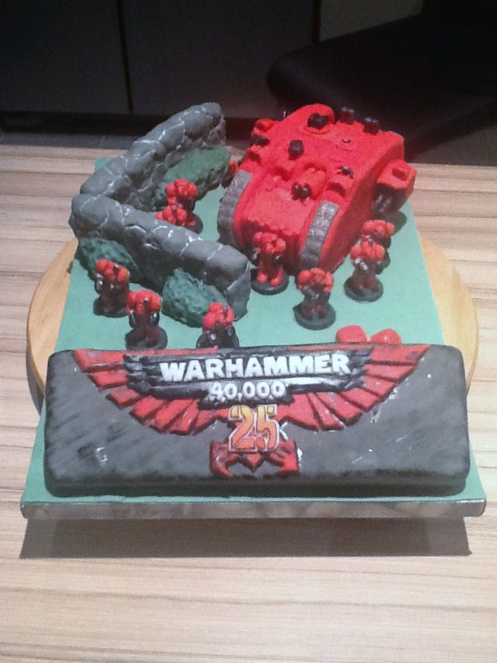 Warhammer 40000 25th Anniversary The Gastronomicon