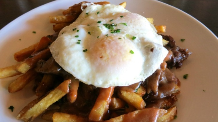 breakfast poutine the annex