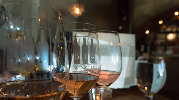 btg wine bar
