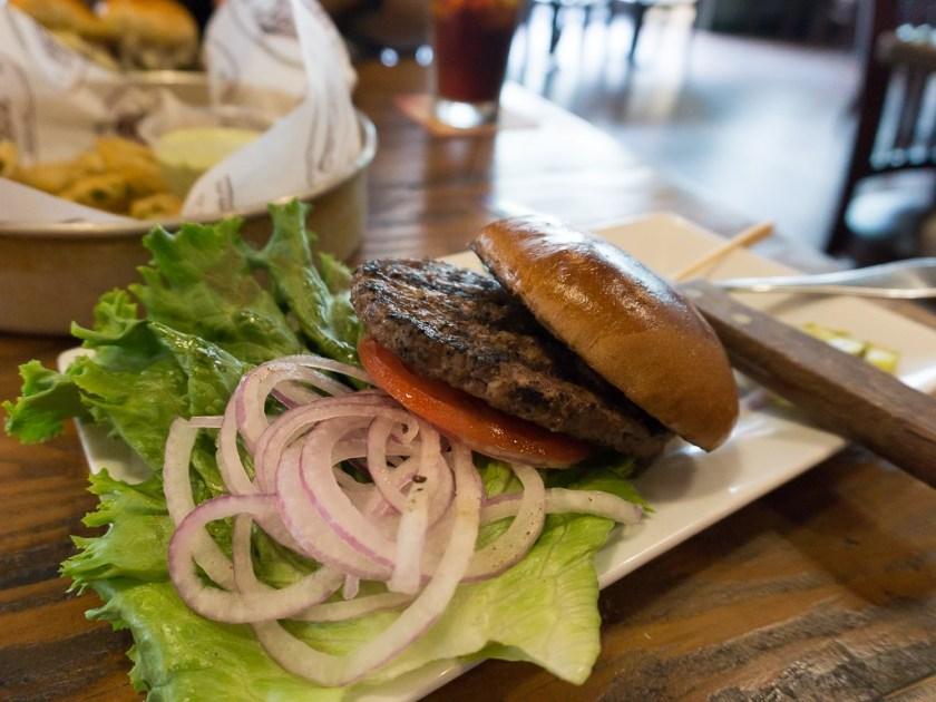 Fat Jacks - classic burger