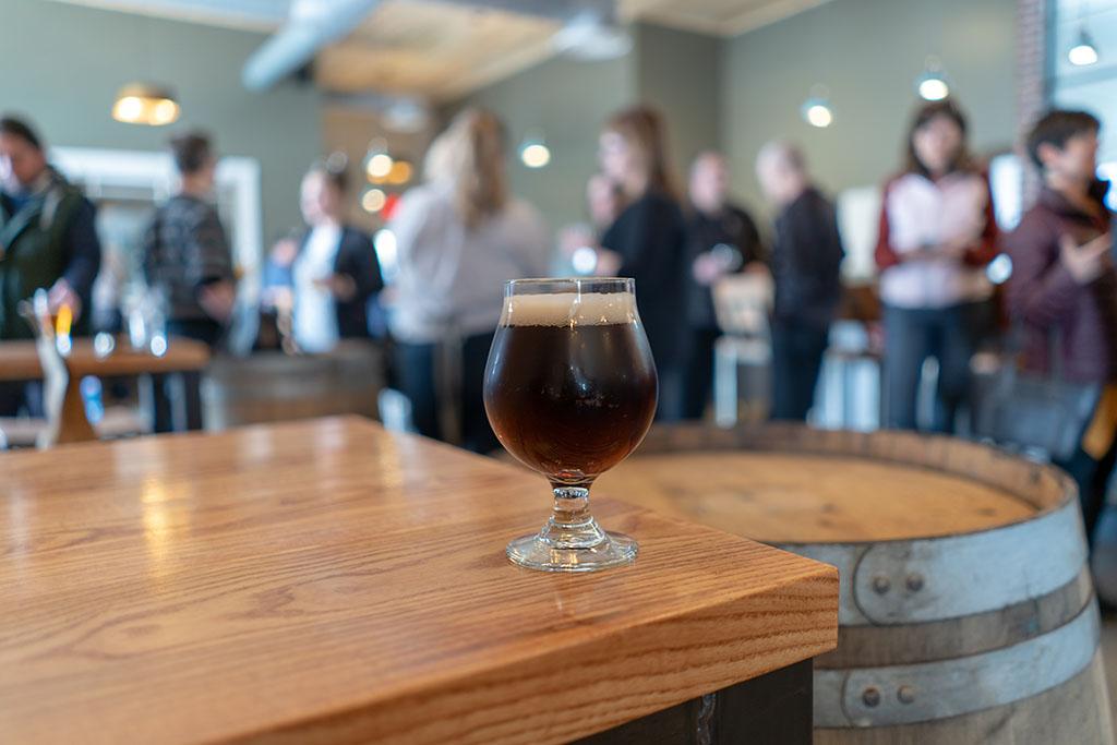 Level Crossing Brewing Company - Utah Uncommon beer