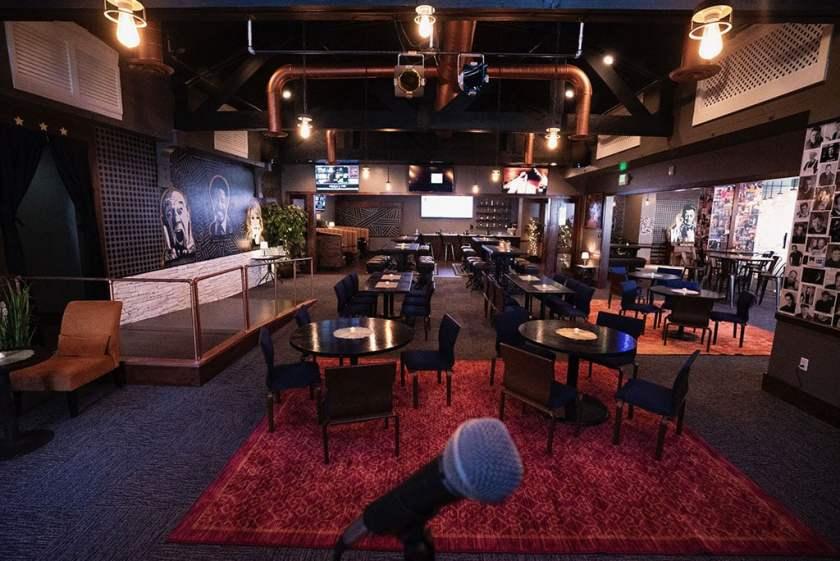 The Lounge - interior 4 (Wiseguys)