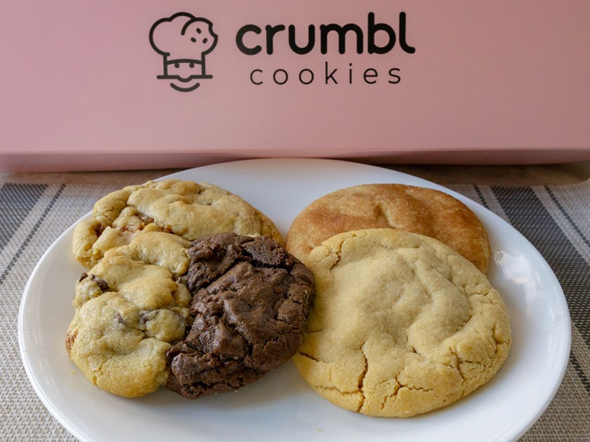 Crumbl Cookies