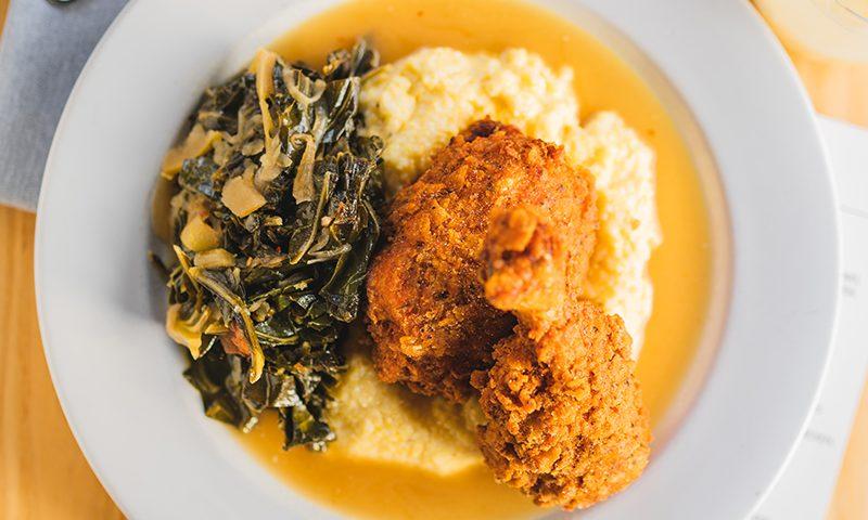 Tradition - fried chicken (Talyn Sherer | Slug Mag)