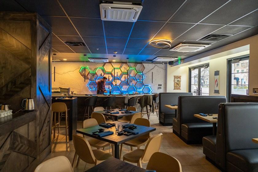 Blue Marlin - dining room