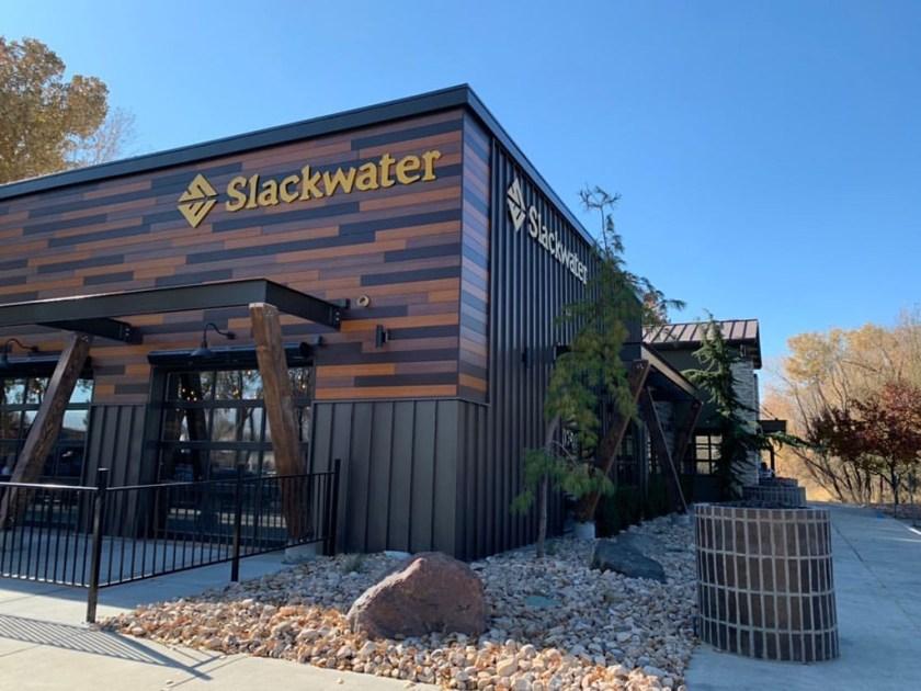 Slackwater in Sandy (Salt Plate City)