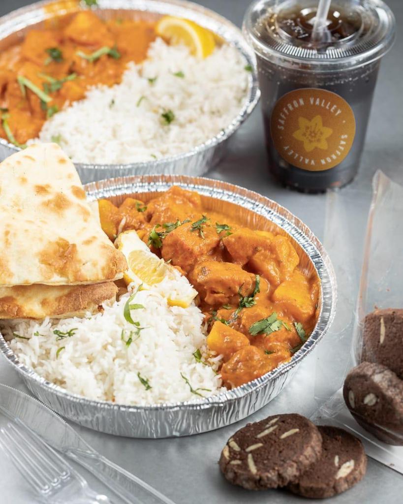 Free meals at Saffron Valley