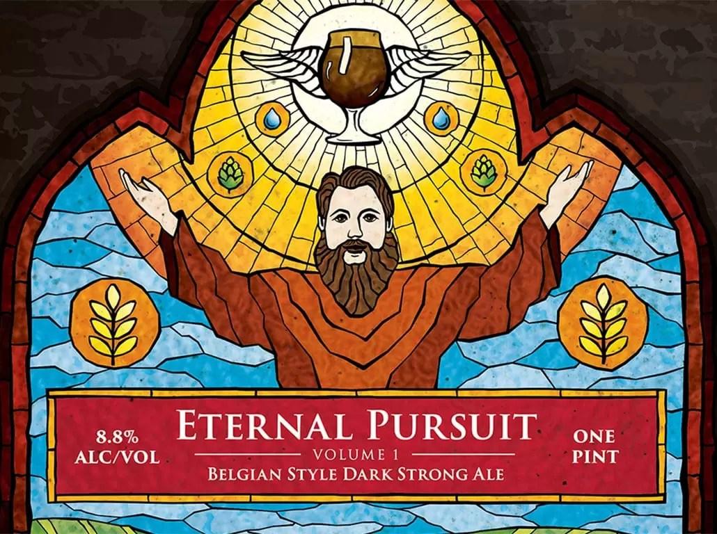 Level Crossing Eternal Pursuit