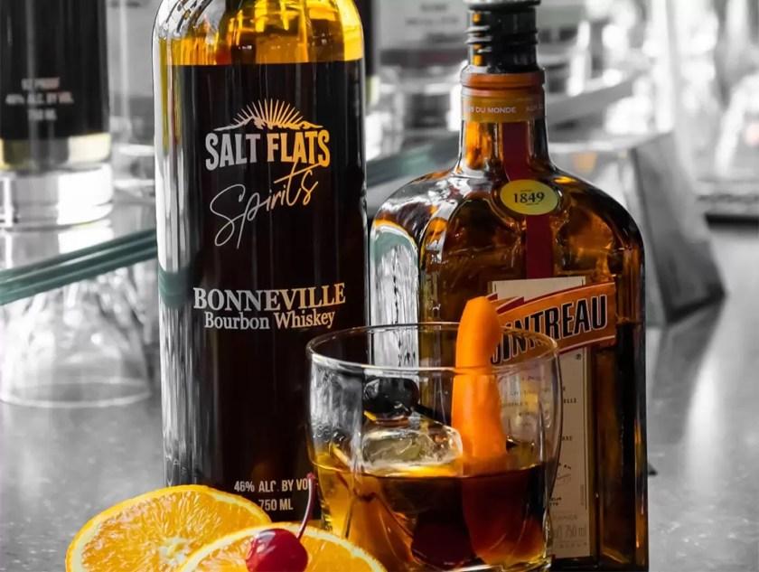 Bonneville Bourbon Whiskey (Salt Flats Distillery)