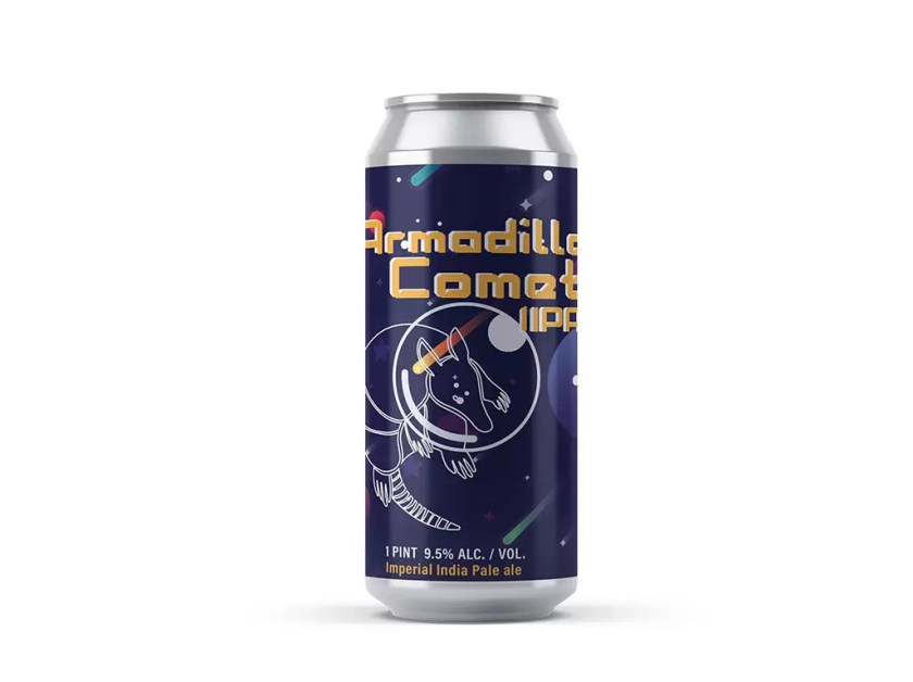 Epic Brewing Armadillo Comet Imperial IPA