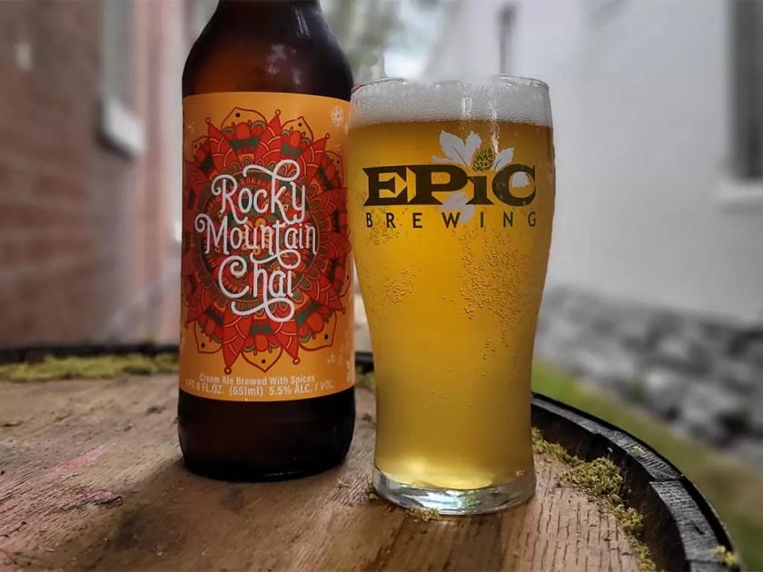 Epic Rocky Mountain Chai