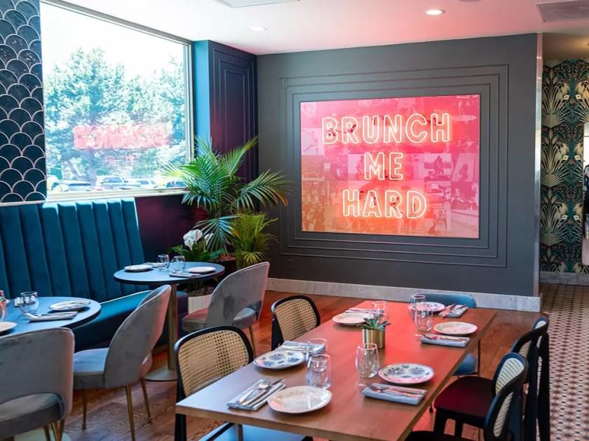 Sunday's Best - dining room