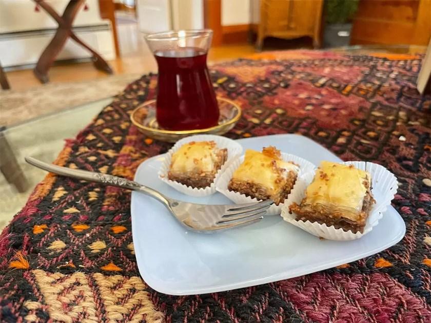 Kahve Cafe - baklava (Kahve Cafe)