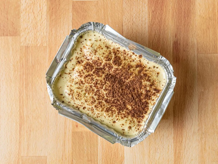 Tasty Tiramisu - topping