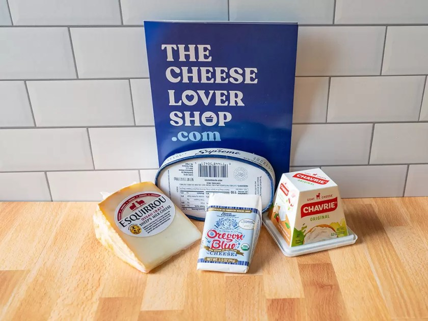 The Cheese Lover Shop