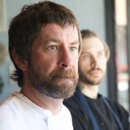 Chef Matt Bessler and executive sous chef, Matt Duffin - Photo by Beth Clauss