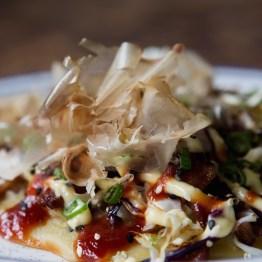 Okonomiyaki - Japanese Pancake