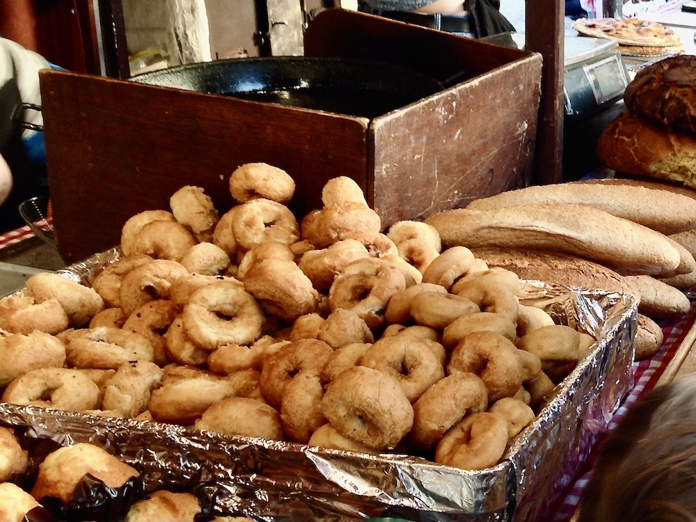 Les beignets (Rosquillas)
