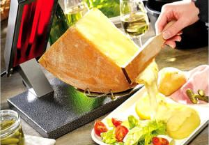 raclette branza