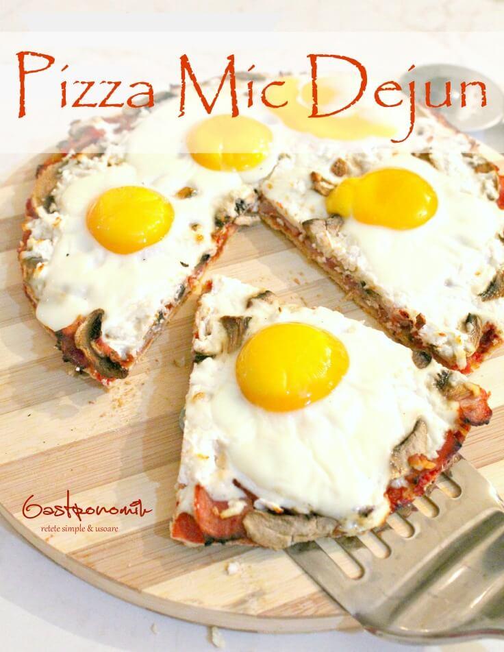 Pizza Mic Dejun