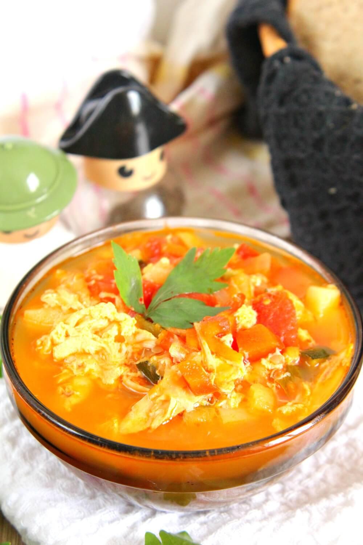 Supa Din Aripi De Pui