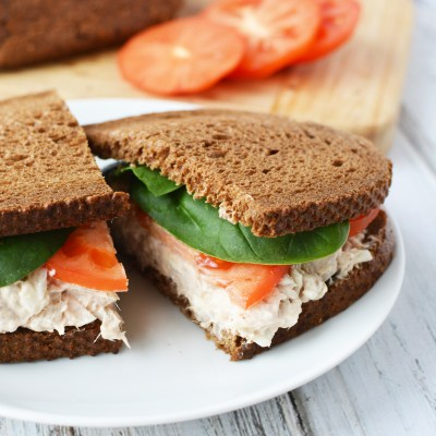 Pasta De Ton Pentru Sandwich Sau Aperitive