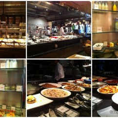 Hotel With Kitchen Hong Kong Outdoor Island Buffet At W Gastronomous Anonymous