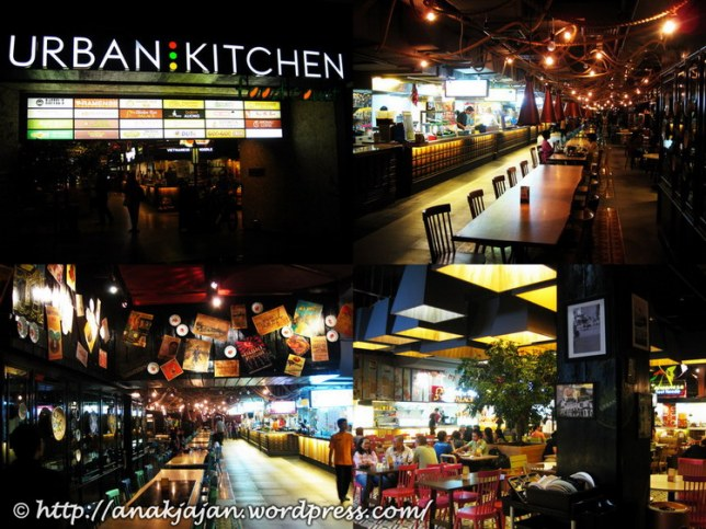 Food Court Urban Kitchen Plaza Indonesia Hang Out