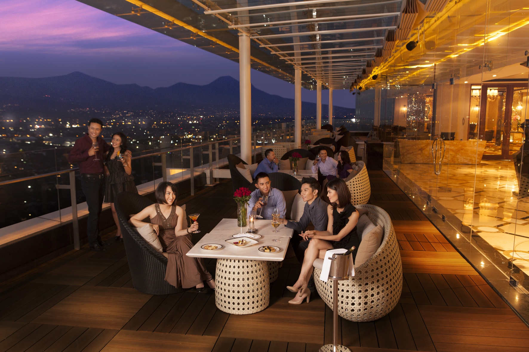 Staycation The Trans Luxury Hotel  Bandung Indonesia