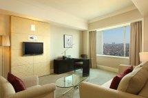 Sheraton Surabaya Executive Suite Living Room