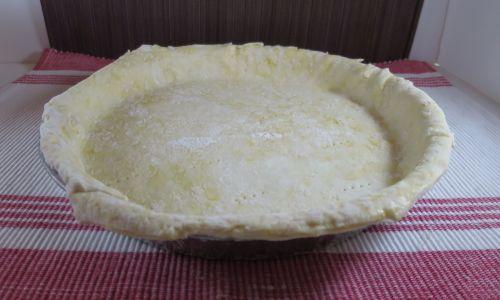 Pâte brisée light sans beurre