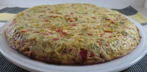 Gâteau au saumon