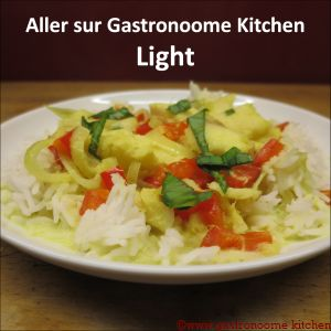 Gastronoome kitchen light