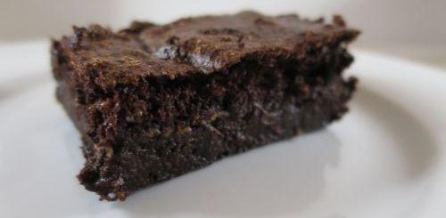 Gâteau au chocolat light