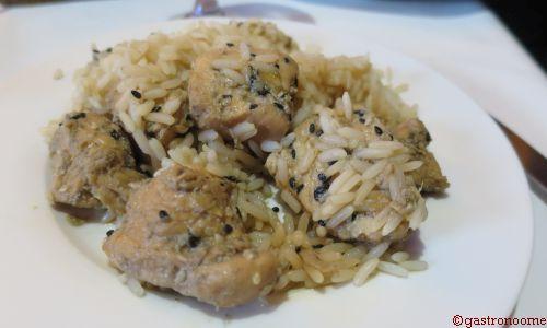 Poulet sauce Teriyaki