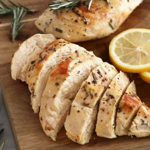 Marinated SOUS-VIDE CHICKEN BREAST