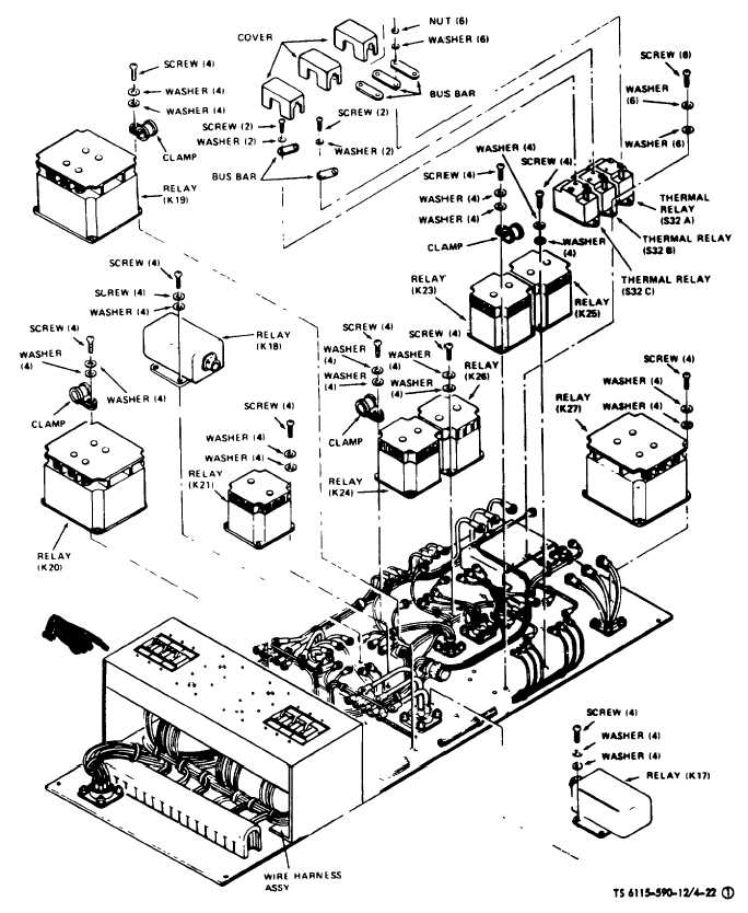 Figure 4-22(1). Conditioned Air System Circuit Breaker and