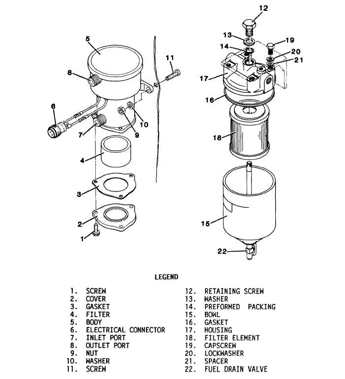 Figure 4-26. Electrical Fuel Pump (Transfer) and Fuel