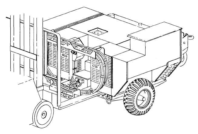 Figure 4-6. Movement by Forklift