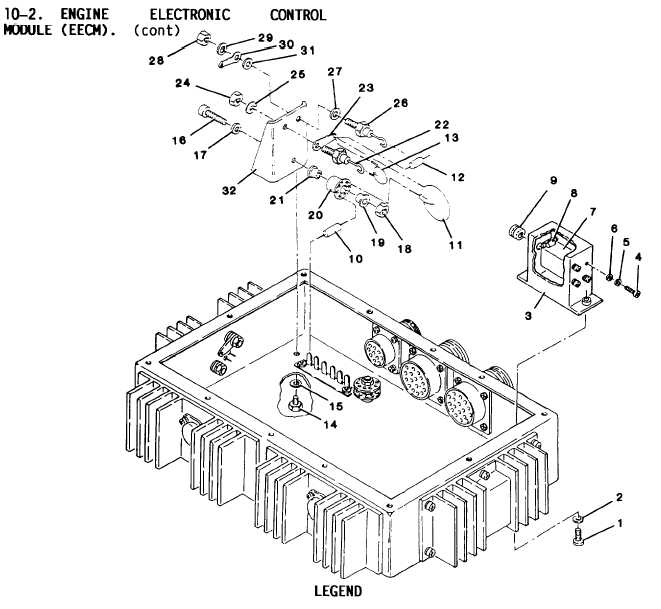 Figure 10-7. Contactor/Diode Replacement