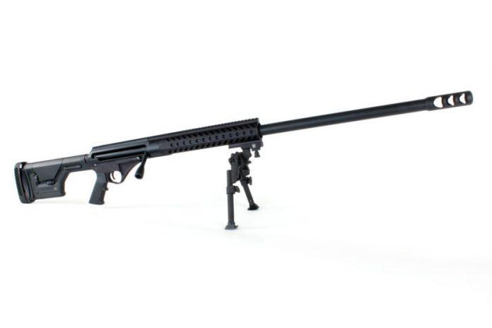 Magazine Fed .50 BMG AR Upper: McCutchen Firearms' MF-50M