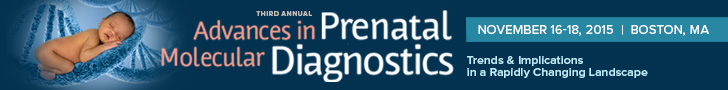 Prenatal Molecular Dx | Nov. 16-18 | Boston, MA