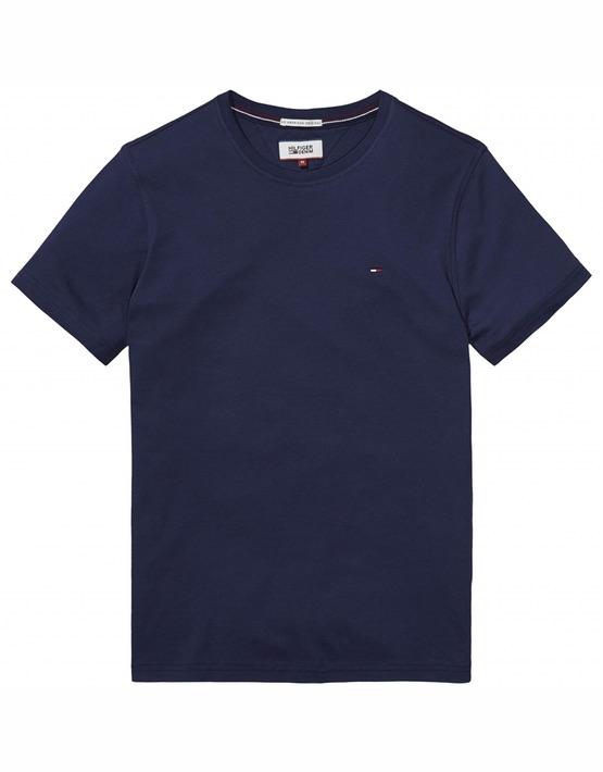 TJM Basic T-Shirt – Black Iris